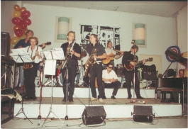 Bealstreet in Crea Cafe (Sep. 1991)